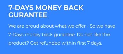 Ultraseedbox money back guarantee