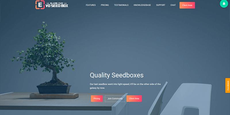 EvoSeedbox review