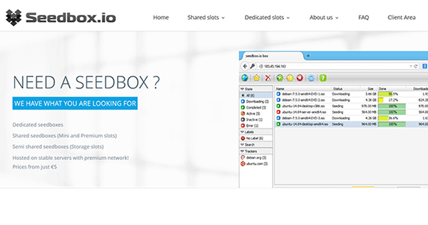 Seedbox.io review